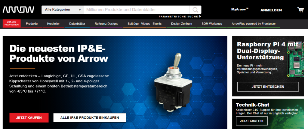 Arrow Electronics besitzt ein Content Marketing Imperium