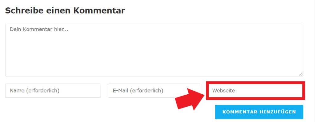 traffic auf deine webseite generieren mit blog kommentaren