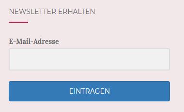 Mit einem Opt-in Formular Email Adressen sammeln