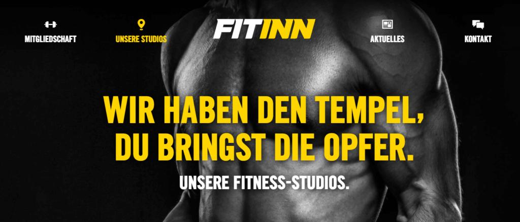 werbetext fitnessstudio beispiel